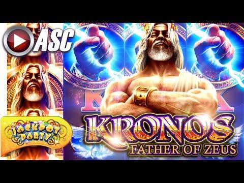 Kronos father of zeus slot online