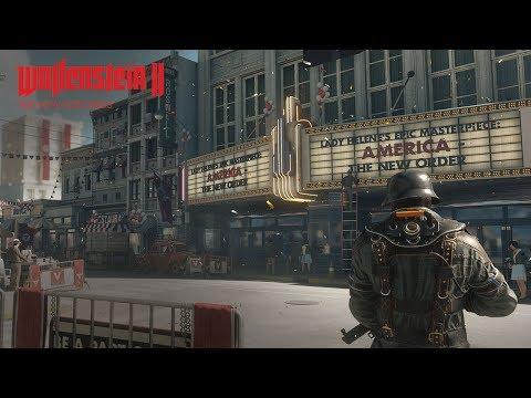 Wolfenstein 2: The Freedom Chronicles - Season Pass Youtube Video