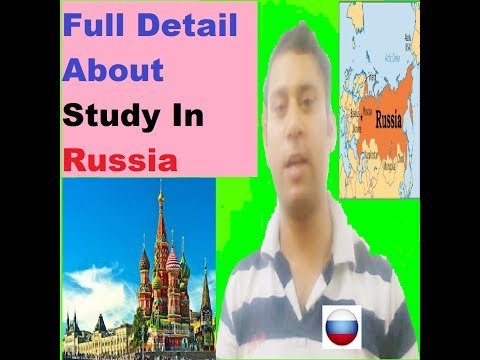 Russia Visa ( Study In Russia And Settle In Russia)