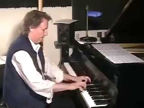 Pachelbel's Canon in D solo piano improvisation #1 by Mike Strickland