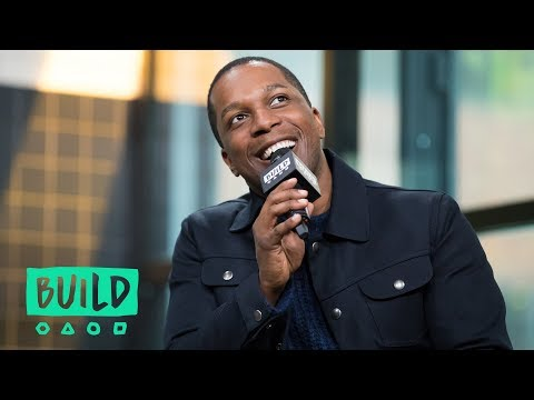 "Leslie Odom, Jr. is Teaching His Daughter the Difference Between ""Yes"" and ""No"""