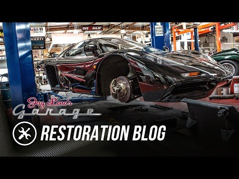Restoration Blog: June 2018  Jay Leno's Garage