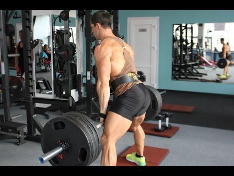 Сила, мощь, тестостерон и масса - СТАНОВАЯ ТЯГА.