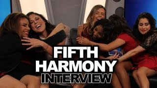Fifth Harmony Talks 'Better Together' EP, Harmonizers, Missing Eyebrows & More