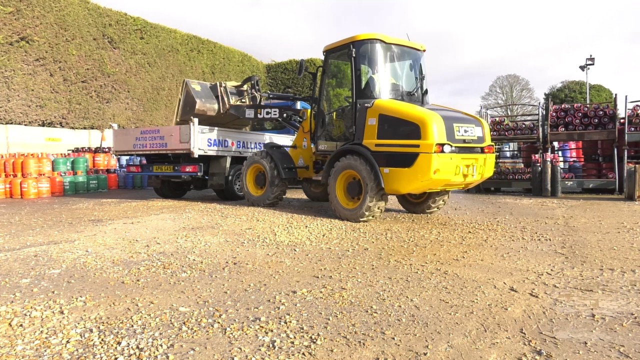 Andover Patio Centre, Andover Skip Hire - Overview - YouTube