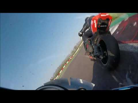 Scherieble Performance Cremona Circuit Stani S1000RR