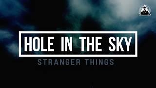 UFO Stranger: Hole in The Sky