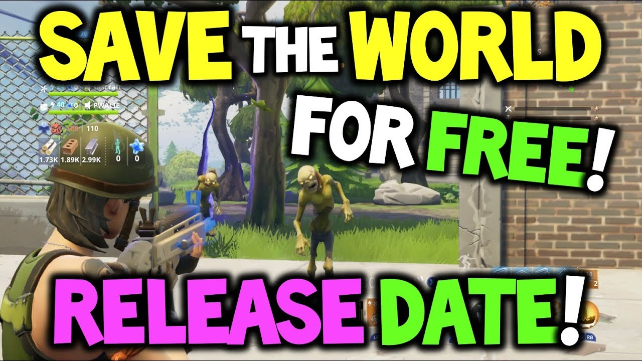 how to download fortnite save the world