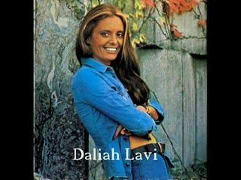 Daliah Lavi דליה  לביא -