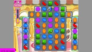 Candy Crush Saga level 1015 No Boosters