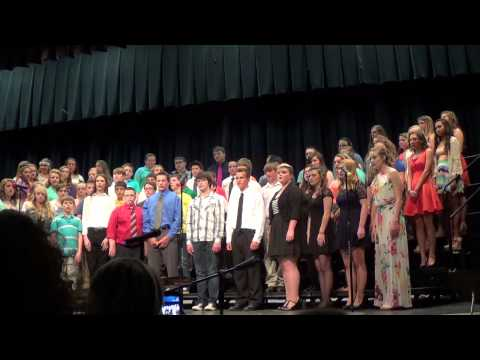 Portsmouth West Middle School Spring Concert