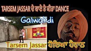 GALWAKDI TARSEM JASSAR | DANCE PERFORMANCE || TEACHER DAY | DIPS SCHOOL || ISHAAN | SINGHSAABRECORDS