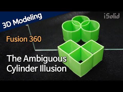 Ambiguous Cylinder Illusion,
