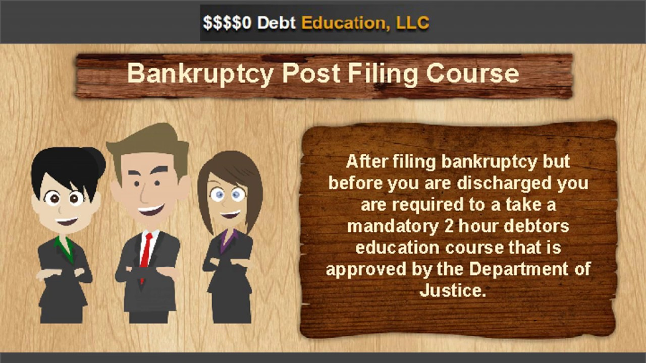 bankruptcy training classes