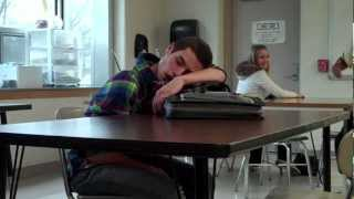 Repeat youtube video Teacher pranks sleeping student
