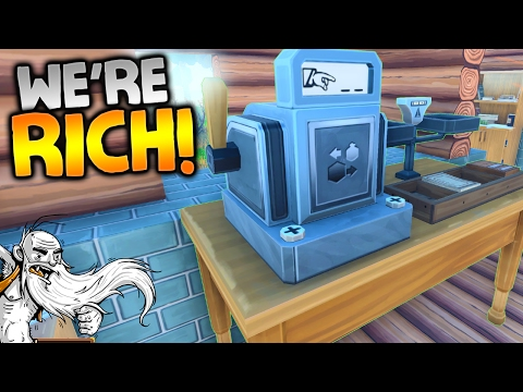 """ECO Multiplayer Gameplay - """"OUR NEW STORE!!!"""" Walkthrough Let's Play"""