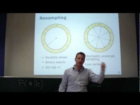 SLAM Course - 09 - Particle Filter Intro - Cyrill Stachniss