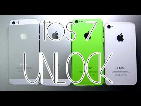 How To Unlock iOS 7 iPhone 5S, 5C, 5 & 4S ANY Carrier - Sprint/AT&T/T-Mobile/Verizon