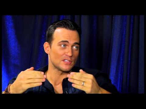 Show People With Paul Wontorek: Cheyenne Jackson on Tony Award Fake-Outs, Lasting Love & More