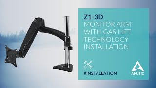 ARCTIC Z1-3D Installation