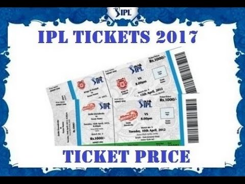 Ipl Tickets