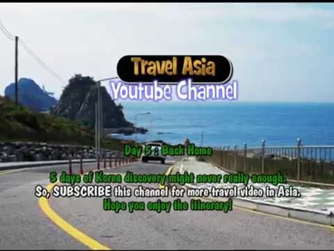 Travel Asia : Seoul Busan 5D4N Itinerary Complete Guide HD