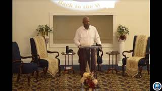 Do Not Insult the Integrity of God | Pastor Samuel Watkins | 4/18/21