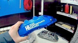 Болезнь моторов SRT, И HP Brakes тормоза за 1650$ для Антипыча- Сериал Печалька #74(, 2016-12-10T08:52:23.000Z)