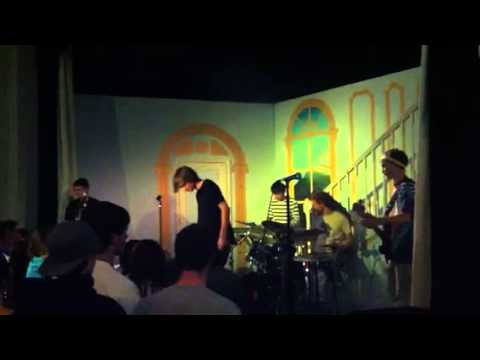 North Yarmouth Academy 2013 studio band