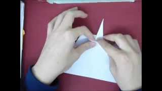 How To Make Origami Stingray Glider (paper Airplane)