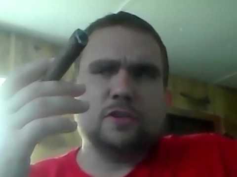Chilling Smoking a Cigar 10/28/16