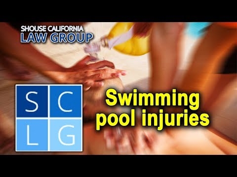 Swimming pool injuries – Whom can I sue?