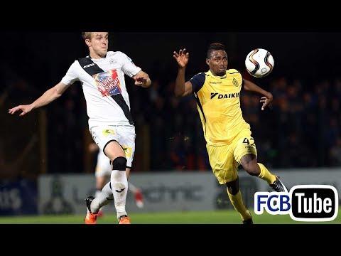 2017-2018 - Croky Cup - 01. 16de Finale - KSV Roeselare - Club Brugge 1-5