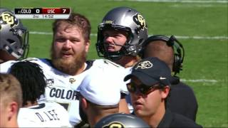 FOOTBALL IN 60: COLORADO AT USC - 10/8/16