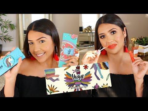 Probando el Maquillaje de YUYA Vale la pena? Review Honesta - Ydelays