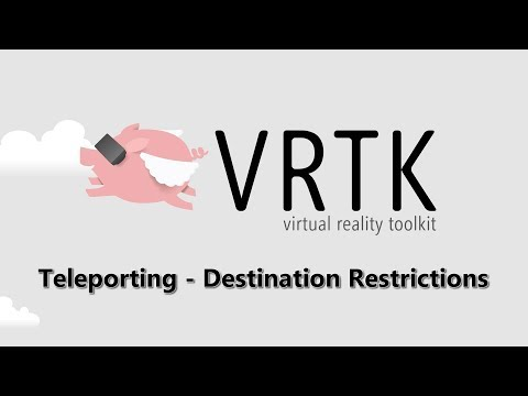 [Teleporting] 002 - Destination Restrictions