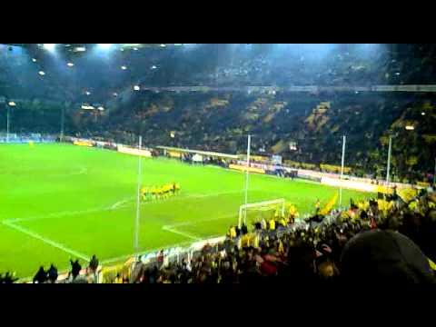Borussia Dortmund VS. Borussia Mönchengladbach 27.11.2010