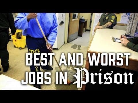 Best and Worst Jobs in Prison - Prison Talk 11.15