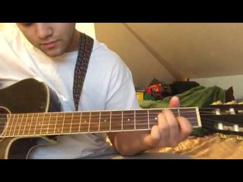 Tears in heaven guitar cover by Marco heiman (mr_comar12)