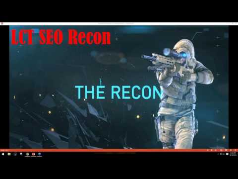 LCT SEO Recon - What