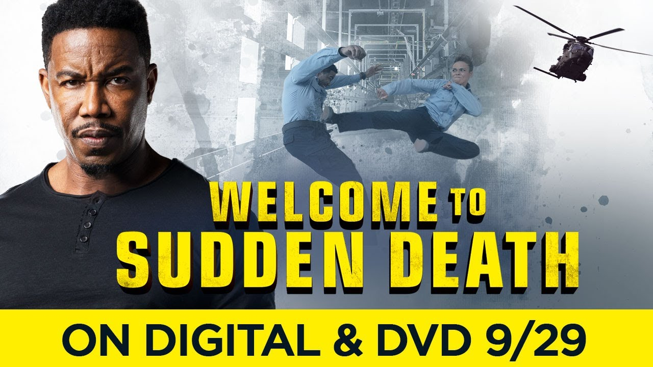 "Watch! OnLine! "" Welcome to Sudden Death "" (2020) HD Full Movie Online Free"