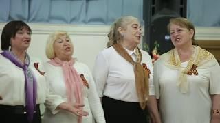 Праздничный концерт посвященный ветеранам прошел в г Кизляре