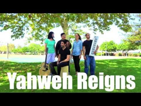 The Lord Yahweh Reigns - Psalm 93 - Spontaneous Prophetic Live Soaking Worship Music
