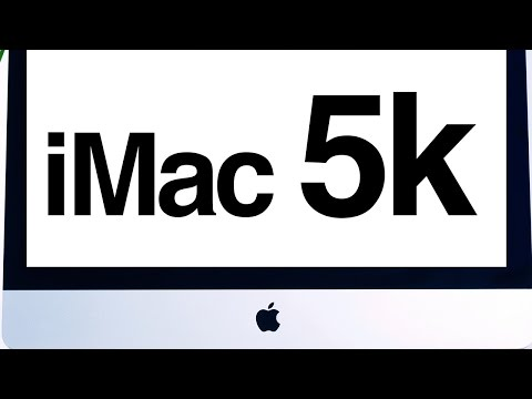 Connect iMac 5k to external monitor - Guide how to connect - what adapter you need and how to set up