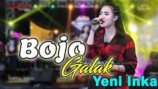 YENI INKA // BOJO GALAK (Official Live Music ) Live SONATA - PM AUDIO MADIUN