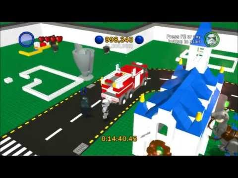 Lego Star Wars: TCS: Gold Gate 6: New Town.