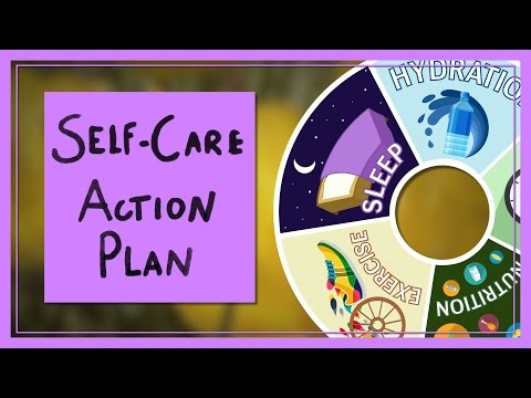 a-self-care-action-plan