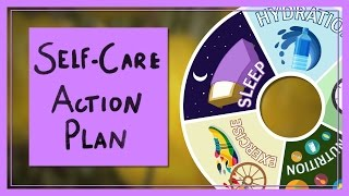 a self care action plan