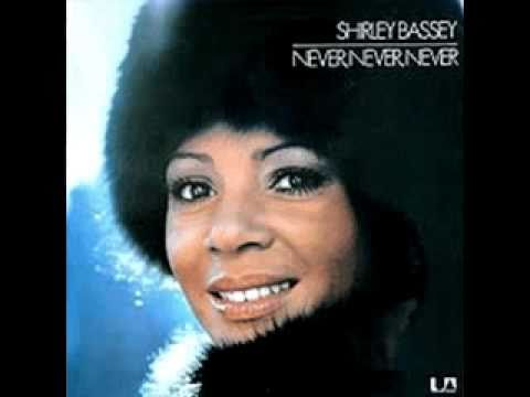 shirley bassey no regrets