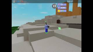 How to get to the secret level in Robot 64 | Roblox